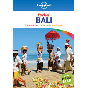 2015 Lonely Planet Pocket Bali