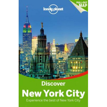 2015 Lonely Planet Discover New York City