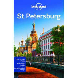 2015 Lonely Planet St Petersburg