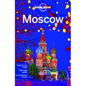 2015 Lonely Planet Moscow