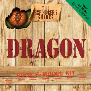 Explorer's Guide - Dragon Book and Model Kit
