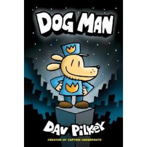 Dog Man #1 PB