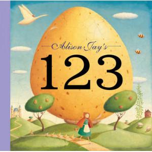 Alison Jay's 123 Board Book