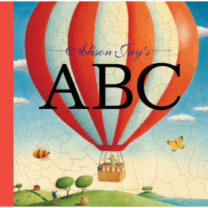 Alison Jay's ABC Board Book