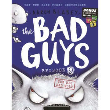 Bad Guys Episode 9: The Big Bad Wolf, The