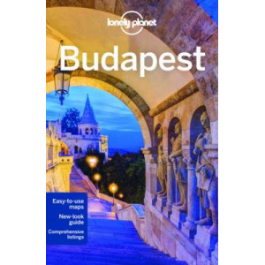 2015 Lonely Planet Budapest