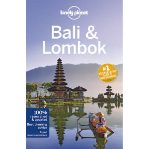 2015 Lonely Planet Bali & Lombok