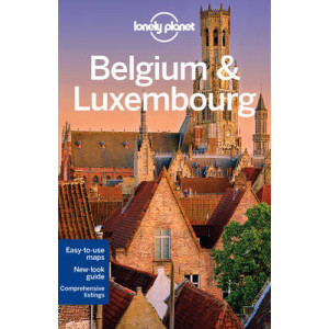 2016 Belgium & Luxembourg 6- Lonely Planet