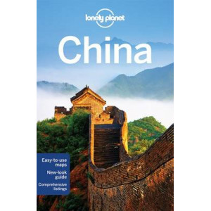 2015 Lonely Planet China