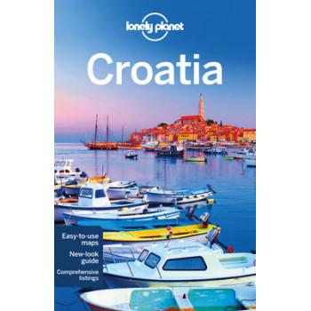 2015 Lonely Planet Croatia