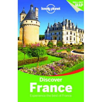 2015 Lonely Planet Discover France