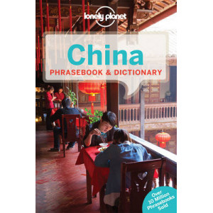 China Phrasebook & Dictionary: Lonely Planet