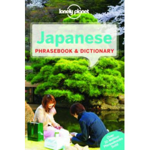 2015 Lonely Planet Japanese Phrasebook & Dictionary