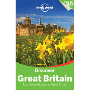 2015 Lonely Planet Discover Great Britain