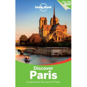 2015 Lonely Planet Discover Paris