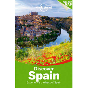 2015 Lonely Planet Discover Spain