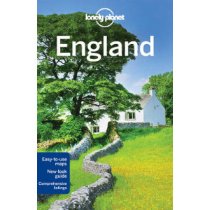 2015 Lonely Planet England