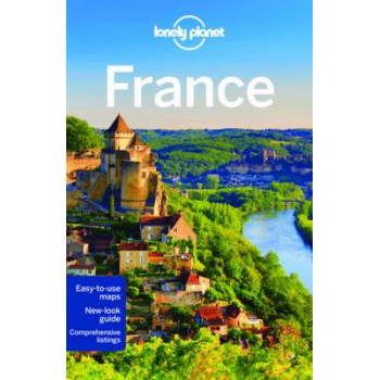 2015 Lonely Planet France