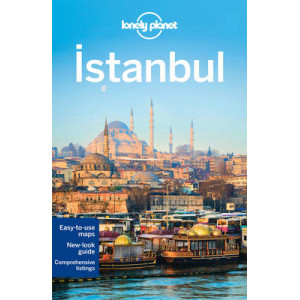 2015 Lonely Planet Istanbul