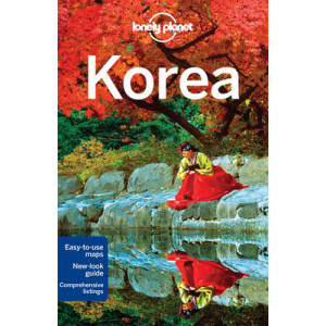 2016 Korea: Lonely Planet Guide