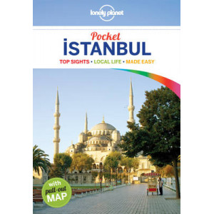 2015 Lonely Planet Pocket Istanbul