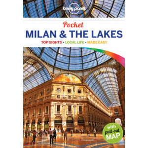 Lonely Planet Pocket Milan & the Lakes 9