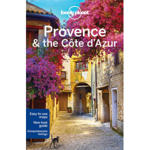 Lonely Planet Provence & the Cote d'Azur 8