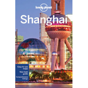 2015 Lonely Planet Shanghai