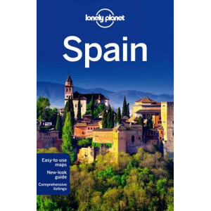 2015 Lonely Planet Spain