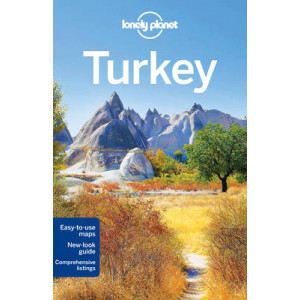 2015 Lonely Planet Turkey