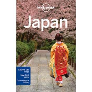 2015 Japan: Lonely Planet