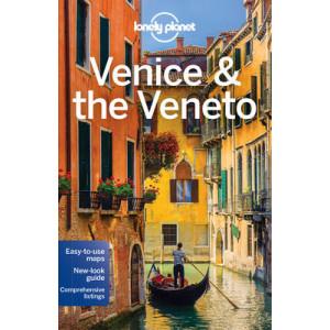 Lonely Planet Venice & the Veneto 9