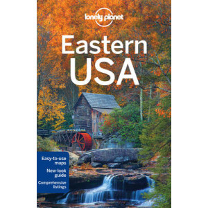 2016 Eastern USA- Lonely Planet