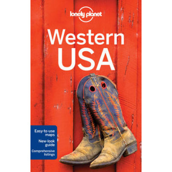 2016 Western USA- Lonely Planet