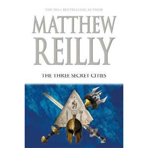 Three Secret Cities: A Jack West Jr Novel 5