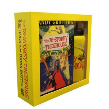 78-Storey Treehouse: Book & Gift Pack