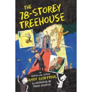78-Storey Treehouse HB Edn