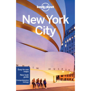 Lonely Planet New York City 2016