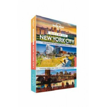 2015 Lonely Planet Make My Day New York City