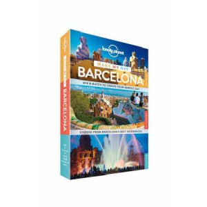 2015 Lonely Planet Make My Day Barcelona