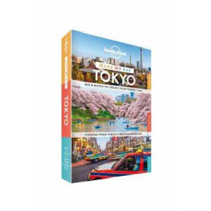 2015 Lonely Planet Make My Day Tokyo