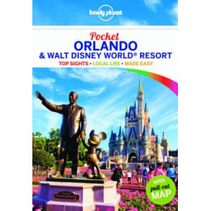 2015 Lonely Planet Pocket Orlando & Walt Disney World Resort