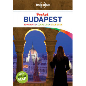 2015 Lonely Planet Pocket Budapest