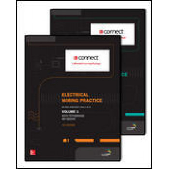 Electrical Wiring Practice Vols 1 and 2 Blended Learning Pack (Book + Online Resource)