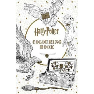 Harry Potter - the Official Adult Colouring Book