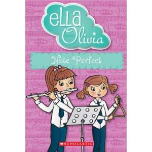 Ella and Olivia #19: Note Perfect