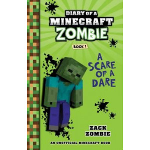 Diary of a Minecraft Zombie: #1 Scare of a Dare