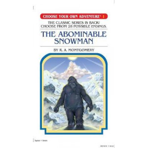 Choose Your Own Adventure #1: Abominable Snowman