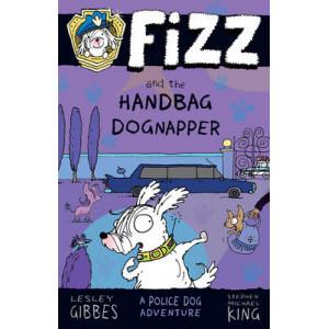 Fizz and the Handbag Dognapper: Fizz 4