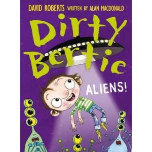Dirty Bertie: Aliens